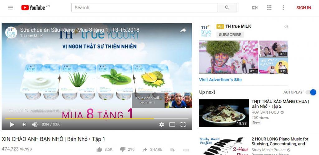 quang cao 6s youtube 1024x499 - Quảng cáo Youtube là gì? Chiến lược tối ưu hóa hiệu suất quảng cáo Youtube