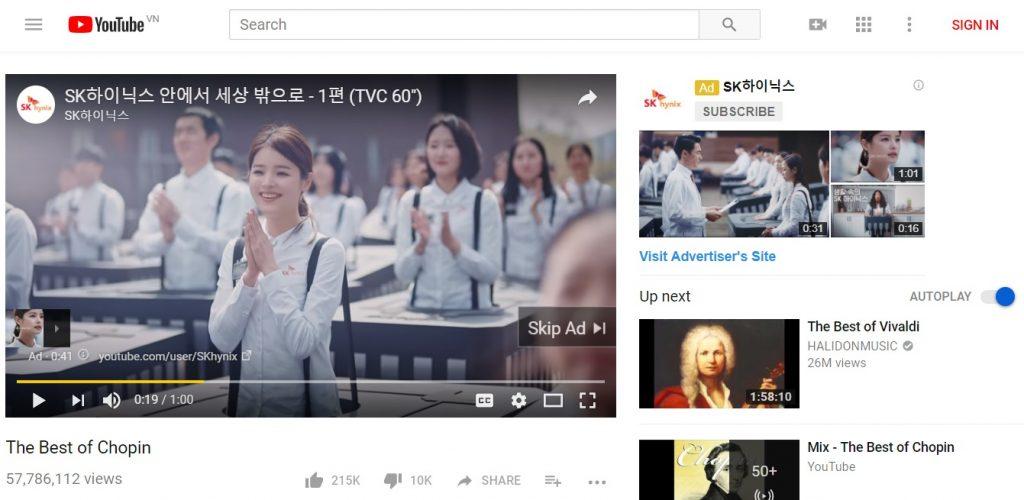 youtube ad trueview 1024x500 - Quảng cáo Youtube là gì? Chiến lược tối ưu hóa hiệu suất quảng cáo Youtube